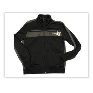 Hurley Jacket Light Weight Zip Mens M (VINTAGE)